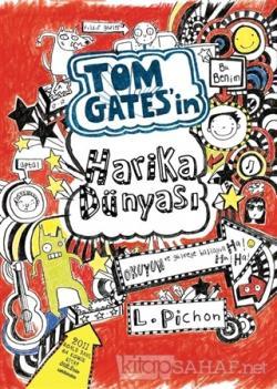 Tom Gates'in Harika Dünyası (Ciltli)