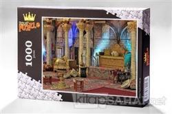 Topkapı Sarayı (1000 Parça) - Ahşap Puzzle Türk Sanatı Serisi - (TS05-M)
