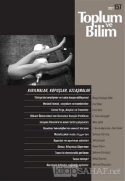 Toplum ve Bilim Dergisi Sayı: 157