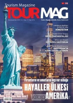 TOURMAG Turizm Dergisi Sayı: 17 Ocak - Şubat - Mart 2019