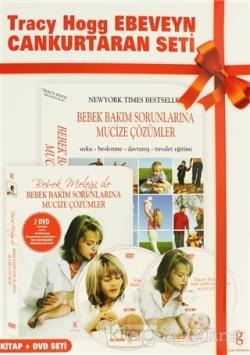 Tracy Hogg Ebeveyn Cankurtaran Seti - Özel Kutusunda Bebek Bakım Sorunlarına Mucize Çözümler Seti (Kitap+DVD)