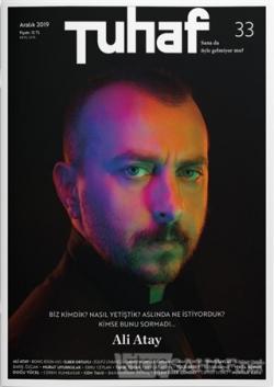Tuhaf Dergi Sayı: 33 Aralık 2019