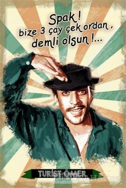 Turist Ömer Poster
