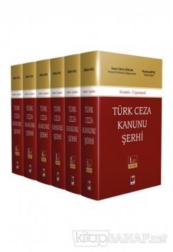 Türk Ceza Kanunu Şerhi (6 Cilt Takım) (Ciltli)