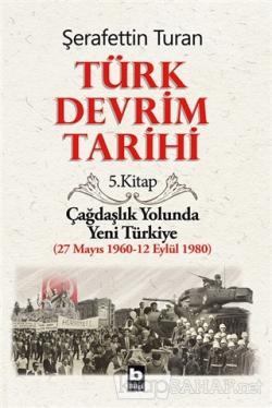 Türk Devrim Tarihi 5. Kitap