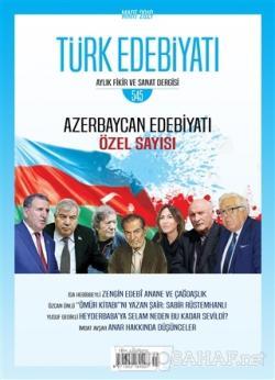 Türk Edebiyatı Dergisi Sayı: 545 Mart 2019