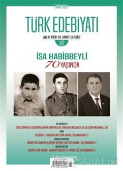 Türk Edebiyatı Dergisi Sayı: 552 Ekim 2019 - Kolektif | Yeni ve İkinci