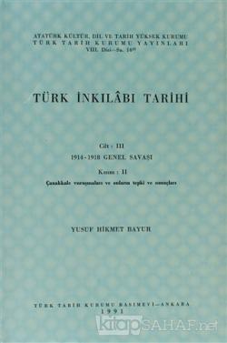 Türk İnkılabı Tarihi Cilt 3  Kısım 2