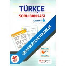 Farklı Sistem TYT Türkçe Soru Bankası