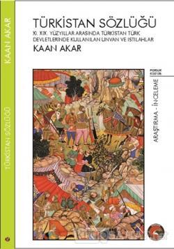 Türkistan Sözlüğü