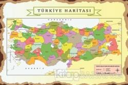 Türkiye Haritası Poster