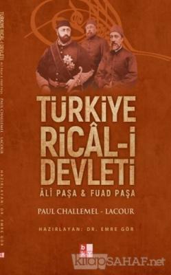 Türkiye Rical-i Devleti