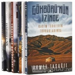 Türklerin Kadim Tarihi Seti (6 Kitap Takım) - Erhan Aydın | Yeni ve İk