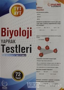TYT AYT Biyoloji Yaprak Testleri
