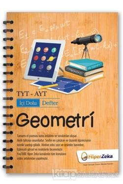 TYT- AYT Geometri İçi Dolu Defter