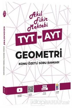 TYT-AYT Geometri Konu Özetli Soru Bankası - Kolektif | Yeni ve İkinci
