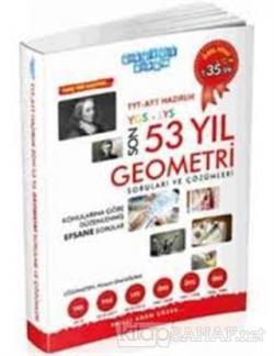 TYT AYT Hazırlık Son 53 Yıl Geometri Çıkmış Sorular ve Çözümleri