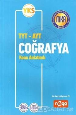 TYT - AYT - YKS Coğrafya Konu Anlatımlı