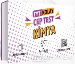 TYT Cep Test Kimya (Kolay)