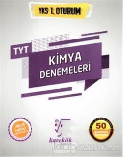 TYT Kimya Denemeleri - 50 Çözümlü Deneme