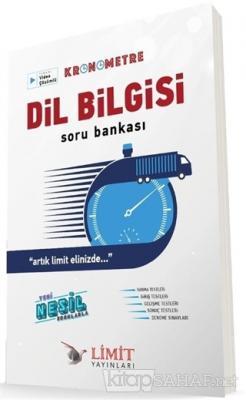 TYT Kronometre Dil Bilgisi Tamamı Video Çözümlü Soru Bankası