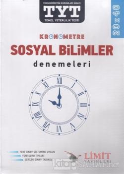 TYT Kronometre Sosyal Bilimler Denemeleri