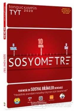 TYT Sosyometre Yeni Nesil 10 Sosyal Bilimler Denemesi