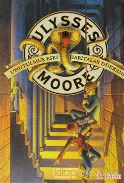 Ulysses Moore 2 - Unutulmuş Eski Haritalar Dükkanı (Ciltli)