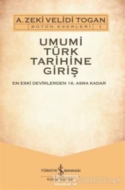 Umumi Türk Tarihine Giriş - DVD'li (2 Cilt Takım)