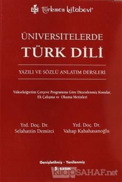 Üniversitelerde Türk Dili