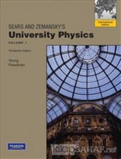 University Physics 13e: Volume 1 (Chapters. 1-20)