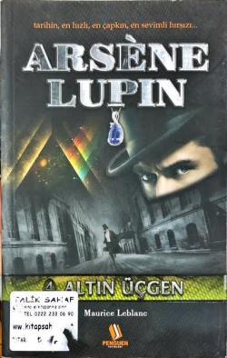 Arsene Lupin: Altın Üçgen