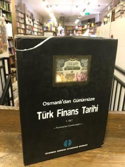 TÜRK FİNANS TARİHİ - KOMİSYON | Yeni ve İkinci El Ucuz Kitabın Adresi