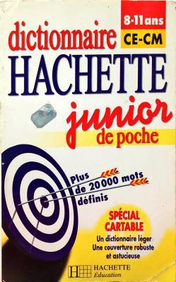 Dictionnaire Hachette Juniors Fransızca Sözlük
