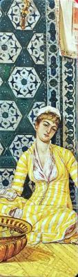 Osman Hamdi Bey 3 Plastik Kitap Ayracı
