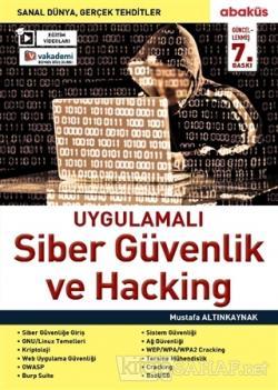 Uygulamalı Siber Güvenlik ve Hacking - Mustafa Altınkaynak-   Yeni ve