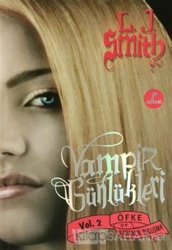 Vampir Günlükleri: Öfke ve Karanlık Buluşma
