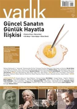 Varlık Edebiyat ve Kültür Dergisi Sayı: 1344 Eylül 2019