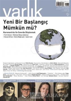Varlık Edebiyat ve Kültür Dergisi Sayı: 1353 Haziran 2020