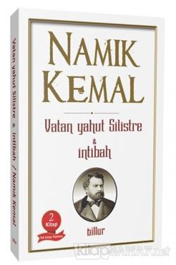 Vatan Yahut Silistre - İntibah (İki Kitap Bir Arada)