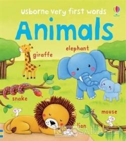 Very First Words - Animals - Felicity Brooks | Yeni ve İkinci El Ucuz