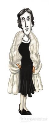 Virginia Woolf (Karikatür) - Ayraç