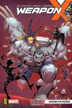 Weapon X 2: Weapon H'in Peşinde