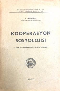 Kooperasyon Sosyolojisi