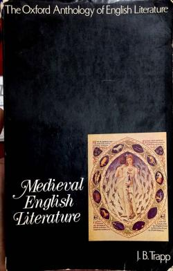 Medieval Engilish Literature
