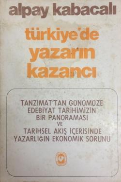 Türkiye'de Yazarın Kazancı