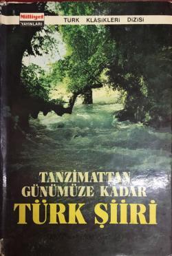 Tanzimattan Günümüze Türk Şiiri Antolojisi 4. cilt