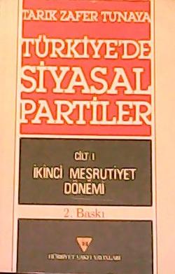 Türkiye'de Siyasal Partiler Cilt:1