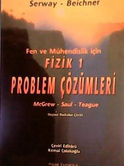 FİZİK 1 PROBLEM ÇÖZÜMLERİ