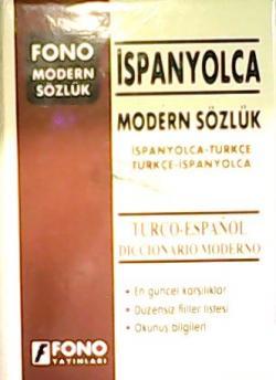 İSPANYOLCA MODERN SÖZLÜK